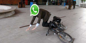 se cayo whatsapp